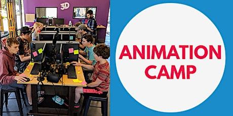 Animation Camp (3 Days) tickets