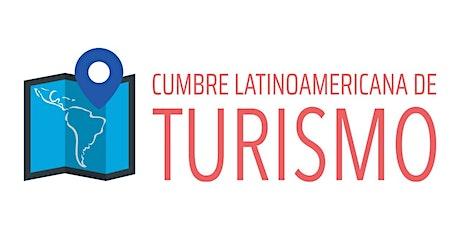 CUMBRE LATINOAMERICANA DE TURISMO 2020 bilhetes