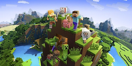 The Ultimate Minecraft Camp 3 - Design, Build, and Game tickets