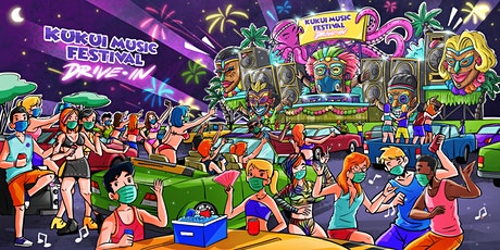 Drive-in EDM Festival - Single Day Pass tickets