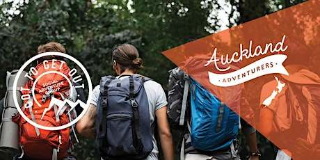 Got To Get Out FREE Hike: Auckland - Hunua Ranges (Massey -Cossey Loop) tickets