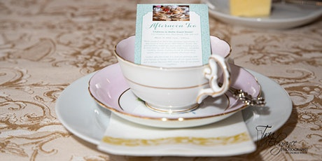 Mid-July Afternoon Tea tickets