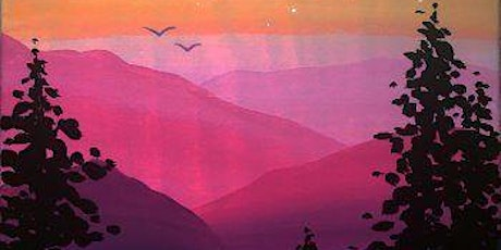 Canvas and Cookies: Layered Landscapes tickets
