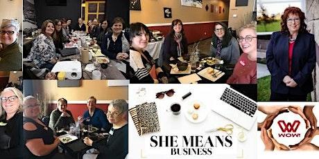 WOW! Women In Business Luncheon - Blackfalds March 11 2021 tickets