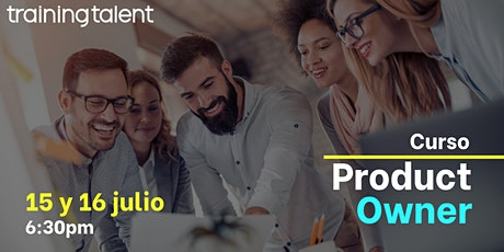 Product Owner entradas
