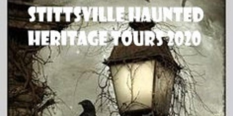 Stittsville Haunted Heritage Tours 2020 tickets