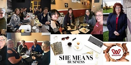 WOW! Women In Business Luncheon - Lacombe, Alberta April 8 2021 tickets