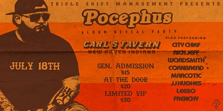 "BIG PO - ""POCEPHUS"" ALBUM REVEAL PARTY tickets"