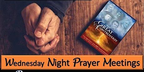 Prayer Meeting (Abbotsford Seventh-day Adventist Church) tickets