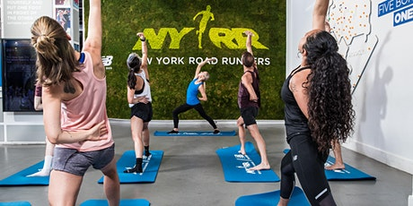 Virtual Yoga for NYRR Members tickets