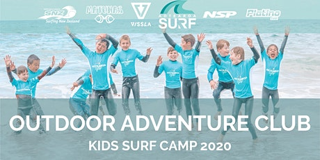 Outdoor Adventure Club (Ages 5-16) Surf Camp tickets
