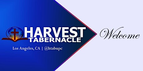 Harvest Tabernacle [Morning]  RSVP 7.5.2020 tickets