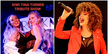 TINA TURNER TRIBUTE SHOW tickets