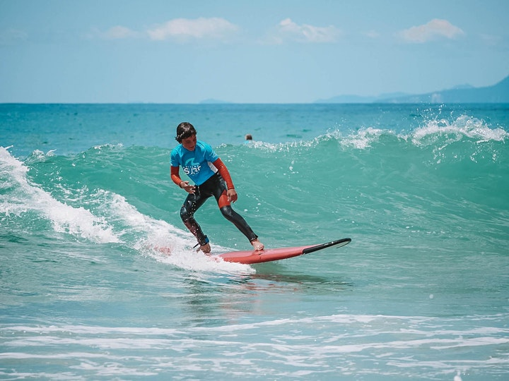The Ultimate Kids Surf Camp image