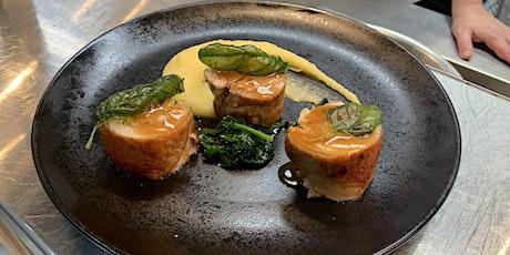 Rubric Restaurant Lunch Degustation tickets