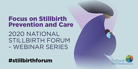 Focus on Stillbirth Prevention and Care - 2020 National Stillbirth Forum tickets