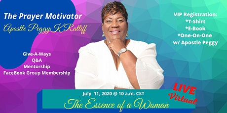 The ESSENCE of a Woman Virtual tickets