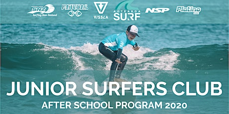 Junior Surfers Club 2020 After School Program (Mon & Wed) tickets