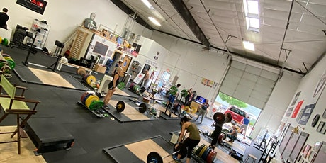 Olympic Weightlifting Competition-Sanctioned USAW tickets