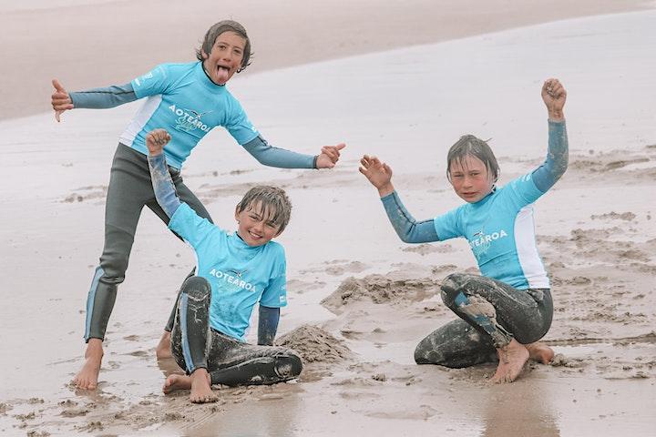 Junior Surfers Club 2020 After School Program (Mon & Wed) image