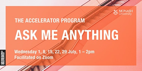 Ask Me Anything: The Generator Accelerator Program tickets