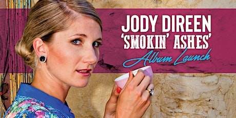 Jody Direen Album Launch tickets