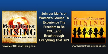 Join Our Online Men's or Women's Groups for Rapid Transformation & Growth tickets