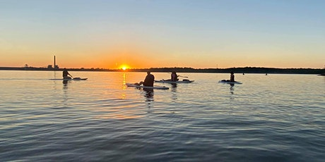 Friday Evening Paddle Time tickets