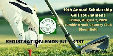19th Annual Scholarship Golf Tournament tickets