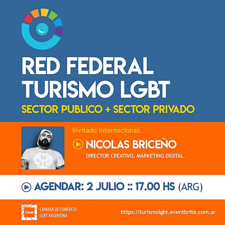 Imagen de Red Federal de Turismo LGBT :: Julio 2020
