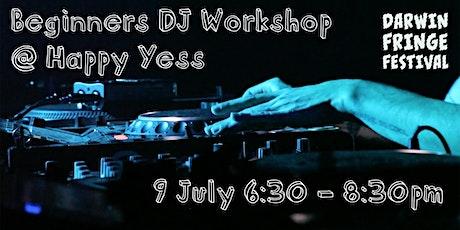 Beginners DJ Workshop boletos