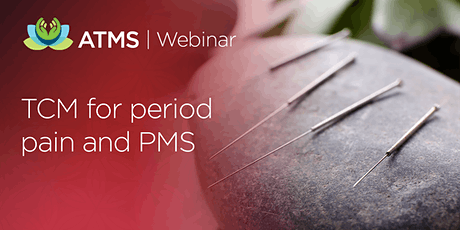 Webinar: TCM for Period Pain and PMS tickets