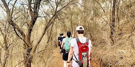 The Wilderness Wanderer's Hike The  Mt Majura Circuit Trail Sunday Sesh tickets