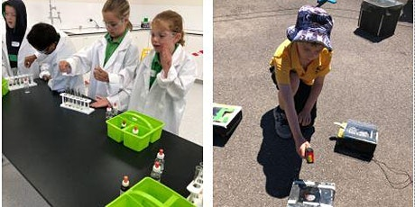 Teaching K-6 Chemical Sciences Using Hands-on Inquiry tickets