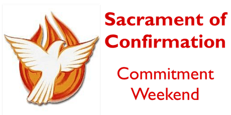 Commitment Weekend for Confirmation tickets