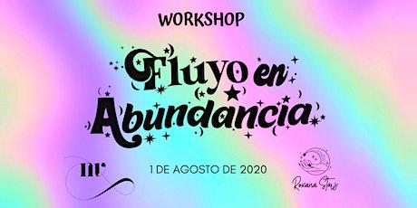 Workshop Fluyo en Abundancia tickets