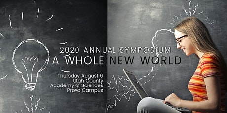 A Whole New World | Utah Charter Network's 2020 Annual Symposium tickets