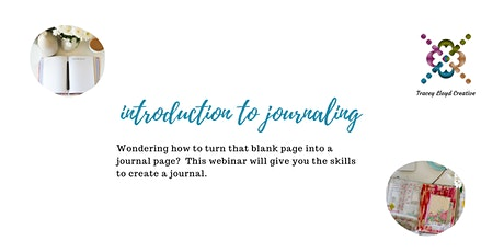 Introduction to Journaling Webinar tickets