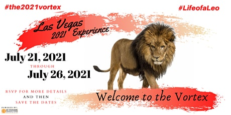 Las Vegas 2021 Experience: Welcome to the Vortex tickets