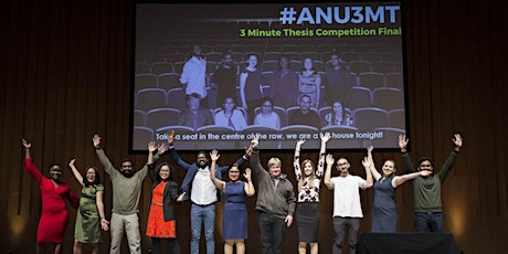 Top Tips for the ANU 3MT from previous winners tickets