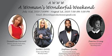 A Woman's Wonderful Weekend (AWWW) tickets