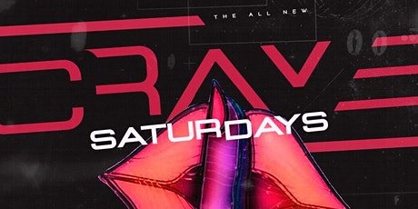 "The All NEW  ""CRAVE SATURDAYS"" 
