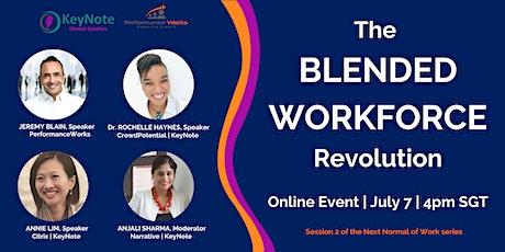 The Blended WorkForce Revolution tickets