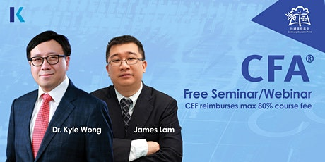 CFA Level I - FREE Seminar/Webinar & Demo Lecture (CEF Course) tickets