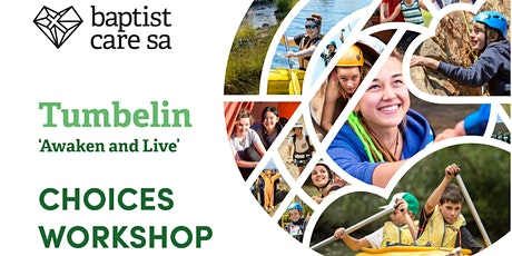 """FREE July School Holiday workshop: """"Choices"""" tickets"""