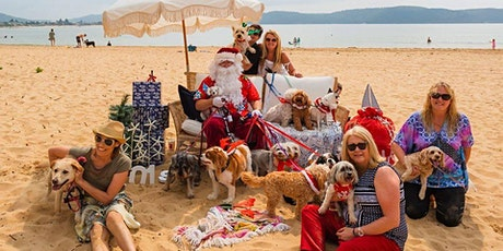 Christmas in July, smooches & pooches with Santa tickets