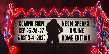 Neon Speaks 2020  All-Event Virtual Passport tickets
