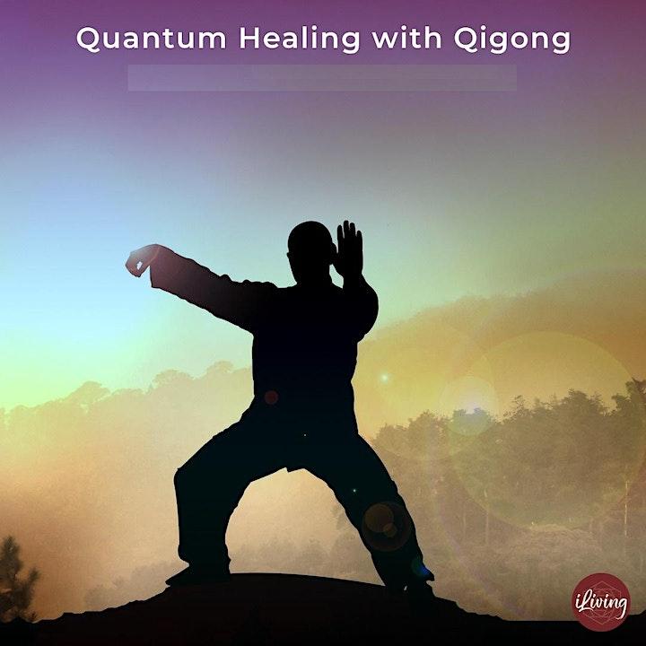 Quantum Healing with Qigong image