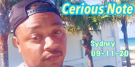 Cerious Note Sydney tickets