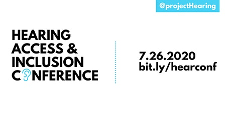 Hearing Access & Inclusion Conference tickets